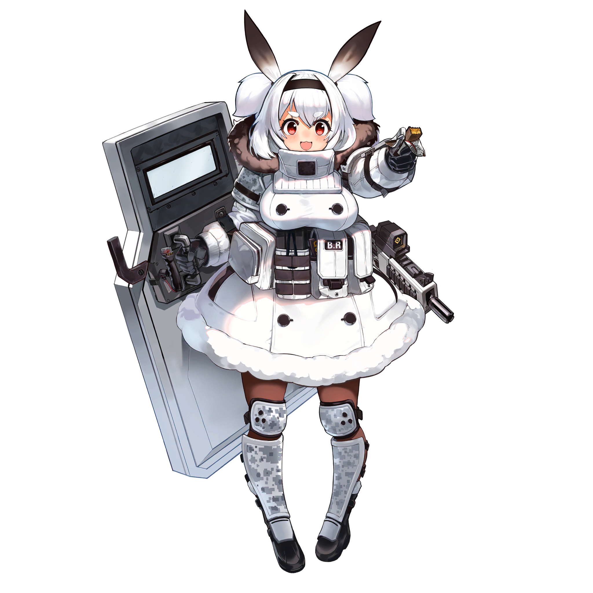 No.037 冰盾