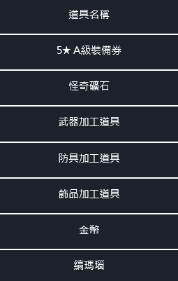 命運之子: 公告事項 - 📢20/11/19改版公告 image 50